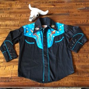 NWT Special Edition Space Cowboy Shirt 🚀